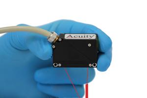 AR100 Super Compact Laser Triangulation Sensor