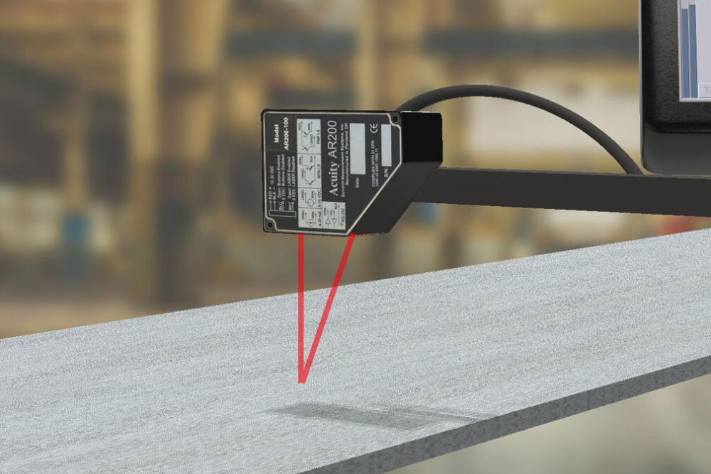 Laser Triangulation Sensors - How do they work and can they work for my measurement application?