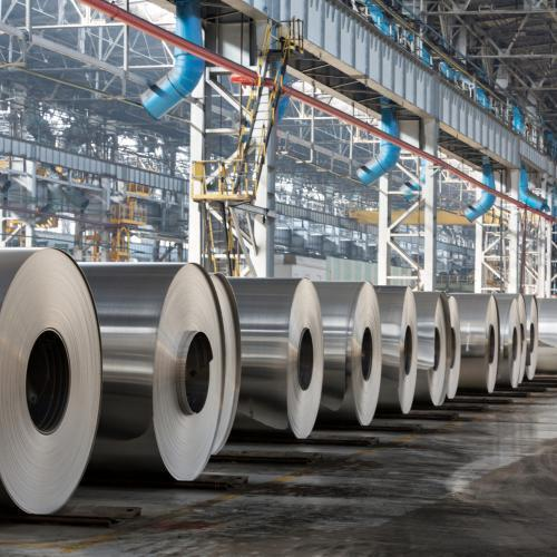 Metal and Steel Production