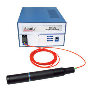 chromatic confocal sensor by acuity laser