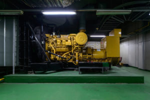 Displacement Diesel Engine