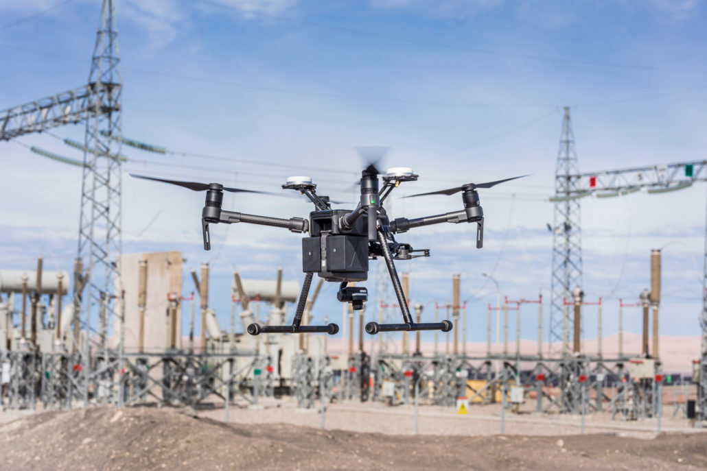 Height Measurements in Aerial and UAV