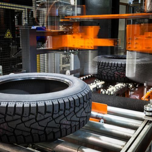 Tire and Rubber Manufacturing