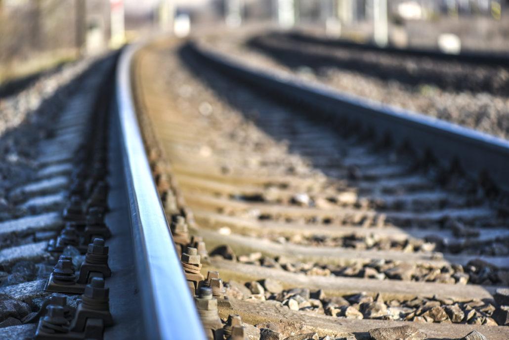 Measuring Rail Gauge
